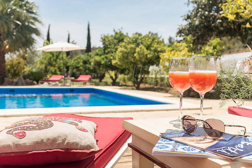 Ibiza retreat locatie Can Rosa hoofdfoto