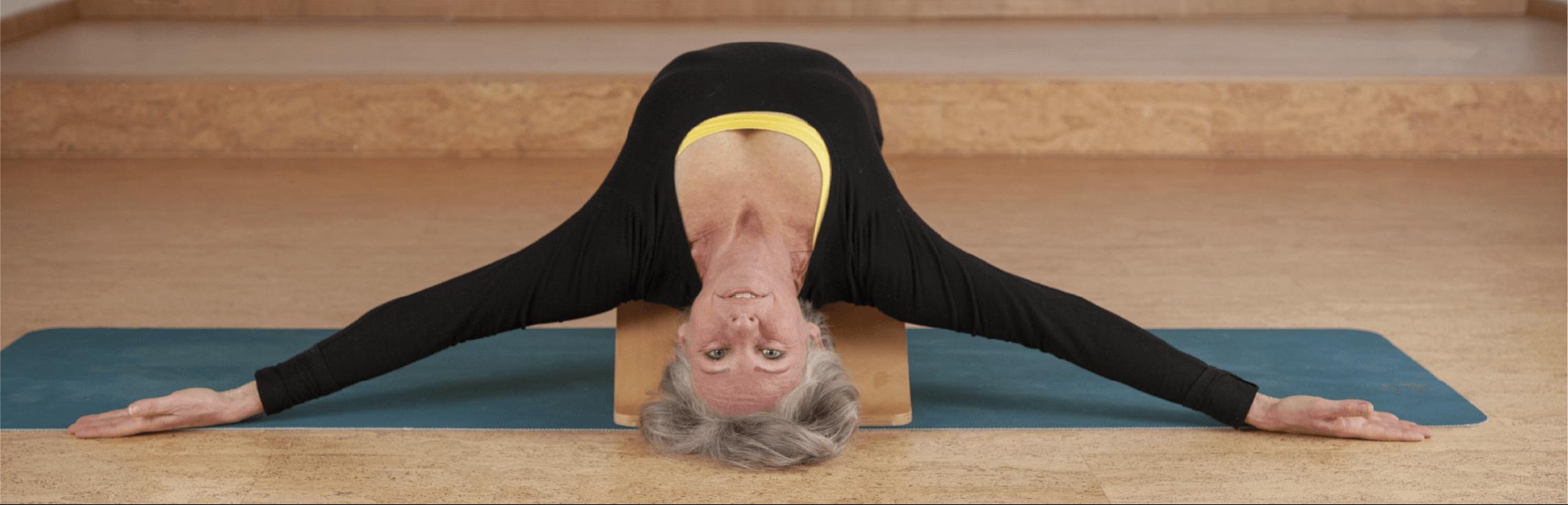 Yoga Docent Cecilia Huisman